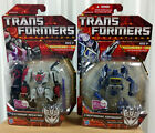 Transformers Generations WFC Deluxe CYBERTRONIAN MEGATRON & SOUNDWAVE - New MOSC
