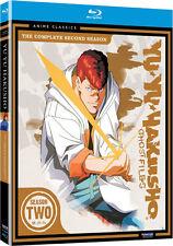 Yu Yu Hakusho . Ghost Files . The Complete Season 2 .. Anime .. 3 Blu-ray .. NEU