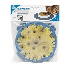 Hagen Catit Design Senses Corrugated Refill Scratch Pad Toy Yellow Flower 50752
