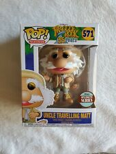 Funko Pop Television: Fraggle Rock - Uncle Travelling Matt #571 Specialty Series