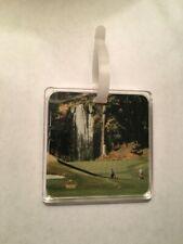 Vintage Rare Olympic View Golf Club Golf Bag Tag - Victoria, British Columbia