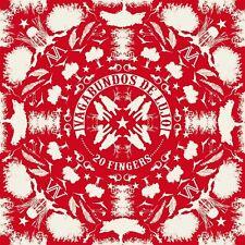 VAGABUNDOS de lujo - 20 Fingers CD NUOVO