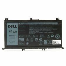 Genuine 357F9 71JF4 0GFJ6 Battery For Dell Inspiron 15 7000 Serie 7566 7567 7559