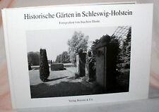 HISTORISCHE GÄRTEN in Schleswig-Holstein - Fotografien von Joachim Thode