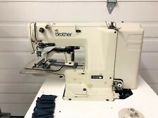 Brother Lk3-B439 Hd 3 Inch Dart Tacker 220V 3 Phase Industrial Sewing Machine