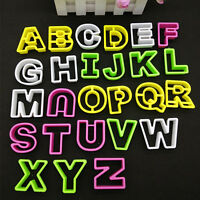 26 Piece Alphabet Letter Cake Decorating Set - Fondant Icing Cutter Mould