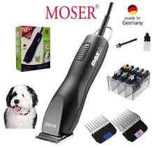 Moser MAX 50 Tierschermaschine + 8 Metallaufsätze!!! Hunde Schermaschine Trimmer