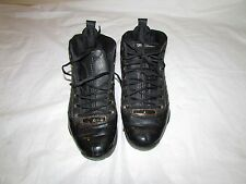 Nike Air Jordan XIX 19 SE Black/Metallic Gold 2004 308492-071 Men's SZ 10.5