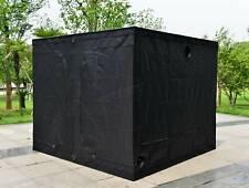 Portable Grow Tent – Thick Foil Silver Mylar Hydroponic Dark Room 3m x 3m x 2m