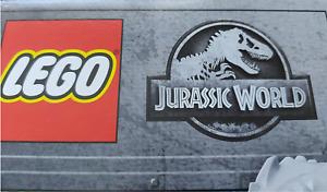 LEGO: Jurassic World Mini Figures. All New & Unbuilt.