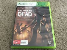 The Walking Dead A Telltale Games Series Game Of The Year GOTY Edition xbox 360