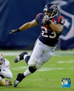 Arian Foster Houston Texans NFL Licensed Unsigned Glossy 8x10 Photo B