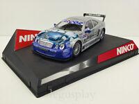 Scx Scalextric Slot Ninco 50235 Mercedes CLK #18 DTM D2 Original Teile