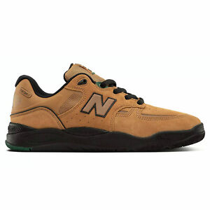 New Balance Numeric 1010 Tiago (Brown/Black) Men's Skate Shoes