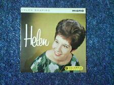 "HELEN SHAPIRO - HELEN - MONO E.M.I./COLUMBIA - SEG 8128 - 7"" EP"