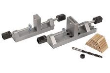 Wolfcraft WFC-3750000 Universal Dowelling Set Dowel Jig Kit