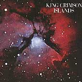 King Crimson : Islands Rock 1 Disc CD  MINT