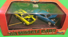 1998 HOT WHEELS 30th Anniversary '69 MUSCLE CARS AMX and HEMI GTX Set 2 of 2!