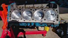 FORD 514 STROKER MOTOR ALUMINUM HEADS Intake Manifold 950 Holley Canton MSD ARP