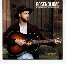 (GR175) Rosenblume, All Through The Fire, All Through The Rain - DJ CD