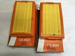 AIR FILTER TO FIT BMW 3 SERIES FRAM CA4521 X2