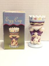 Muffy Vanderbear Walking In Eggshells Egg Cup Hoppy Vanderhare
