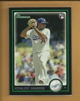 Kenley Jansen RC 2010 Bowman Draft Prospects Rookie Card # BDP78 L A Dodgers MLB