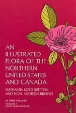 An Illustrated Flora of the Northern United States and Canada, Vol. 1-ExLibrary