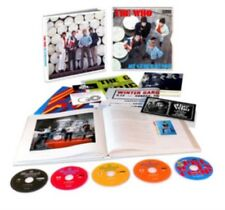 The Who My Generation 50th Anniversary Super Deluxe CD NEW 2016