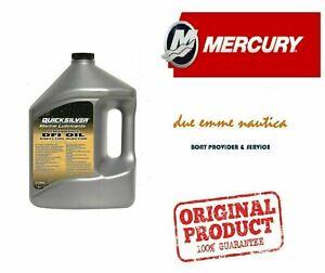 OLIO QUICKSILVER DFI MISCELA  PER 2 TEMPI MERCURY OPTIMAX  LT. 4