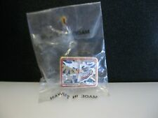 NASA International Space Station ISS 2001 Pin Back Hat Pin Lapel Pin