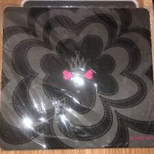 MARY KAY QUEEN BEE Mouse Pad Black Gray HOT PINK EXTREMELY RARE - NEW IN PKG!!