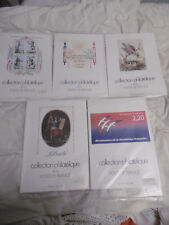 COLLECTION PHILATELIQUE DE LA POSTE DE FRANCE    ANNEE 1989 COMPLETE