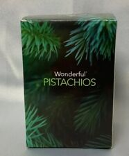 Wonderful Pistachios New Christmas Ornament Holiday Golden Nib W/ Defect