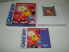Ms. Pac-Man - Original Game Boy GB CIB COMPLETE