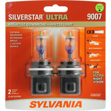 Headlight Bulb-SilverStar Ultra Blister Pack Twin SYLVANIA 9007SU.BP2