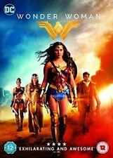Wonder Woman DVD (2017) Gal Gadot