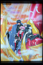 MAGIC KNIGHT RAYEART   VINTAGE ANIME POSTER aus JAPAN  73x51,5cm 4734  CLAMP MKR