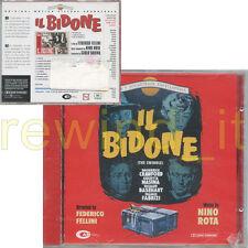 """NINO ROTA FELLINI """"IL BIDONE"""" CD 1996 OST FUORI CATALOGO - SIGILLATO"""