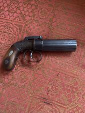Allen and Thurber Deluxe Pepperbox Revolver Allen's Patent 1837