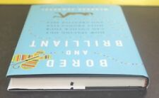BORED AND BRILLIANT by Manoush Zomorodi (Hardcover)  ^ NEW ^
