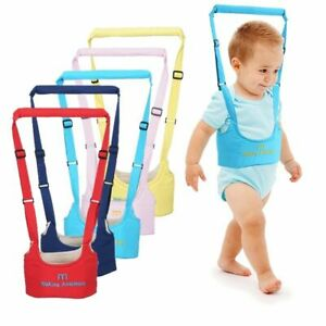 New Arrival Baby Walker Harness Assistant Toddler Leash for Kid Learning Walking