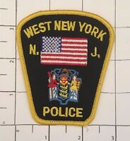 Port Authority Police New York /& New Jersey Motor Officer Shoulder Patch