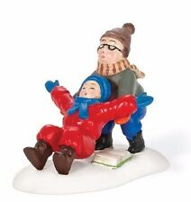 Department 56 a Christmas Story Village Ralphie to The Rescue 805037