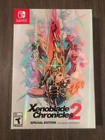 Xenoblade Chronicles 2 Special Edition Nintendo Switch In Hands Brand New