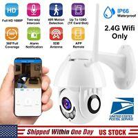 1080P FHD WiFi IP Camera Two-Way Talk Security Surveillance Camera Motion Sensor
