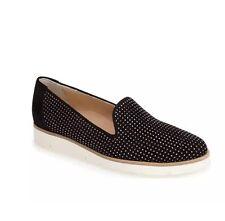 Paul Green Calissa Sneaker Suede Black Women Sz 7.5 UK 4887
