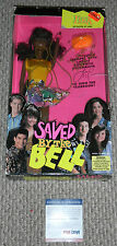 LARK VOORHIES Signed LISA Turtle SAVED BY THE BELL Tiger Toys Doll PSA/DNA COA