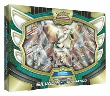 Box Pokemon COLLEZIONE SILVALLY GX CROMATICO in ITALIANO con Carta Gigante