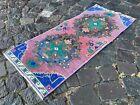 Home decor, Small rug, Doormats, Vintage rug, Turkish rug, Kitchen | 1,2 x 3,1 f